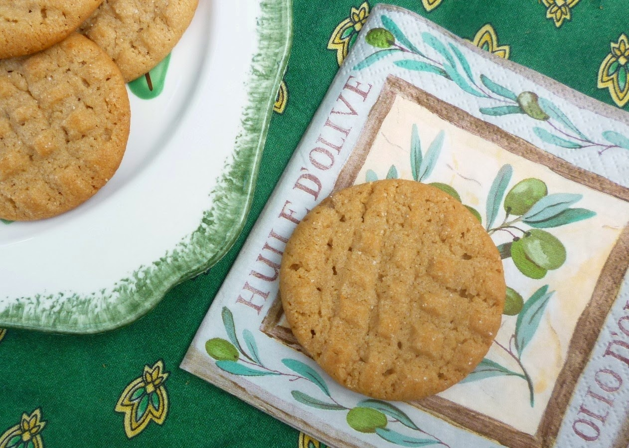 For Love Of The Table Best Ever Peanut Butter Cookies Really