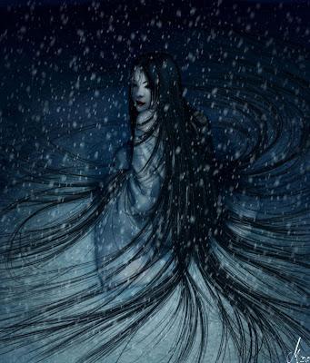 5 Hantu Wanita Terpopuler Di Dunia [ www.BlogApaAja.com ]