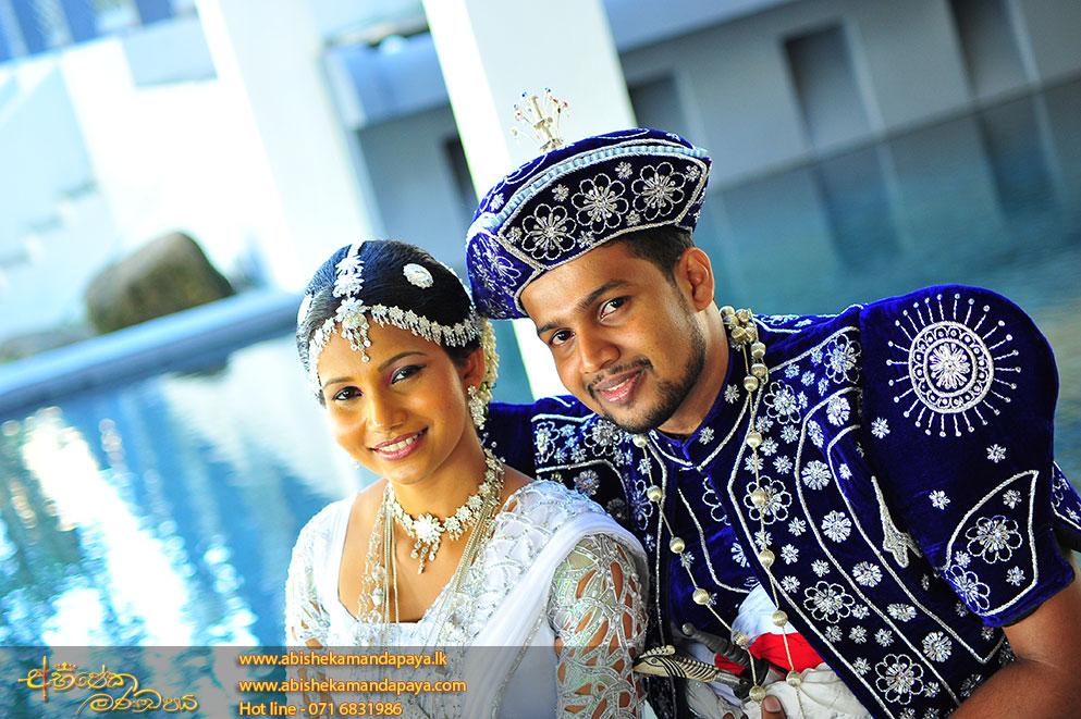 Nilame suit wedding