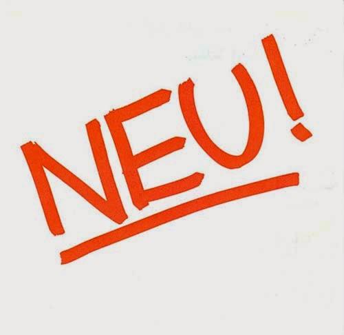 Negativland bandnaam idee - Neu! album hoes