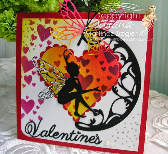lavinia's alura die for valentine's front
