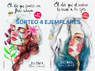 SORTEO DE 4 EJEMPLARES DE LAS NOVELAS DE PAOLA CALASANZ ( DULCINEA) ROCA EDITORIAL