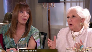 LA NOTICIA DEL DIA:  ALMORZANDO CON MIRTHA LEGRAND