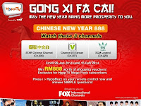 Watch Exciting Chinese New Year Programmes on HyppTV!