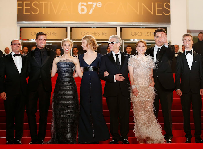 "19 Mayo - Rob en la Premiere de ""Maps to the stars"" en Cannes!!! Pattinsonlife+(14)"