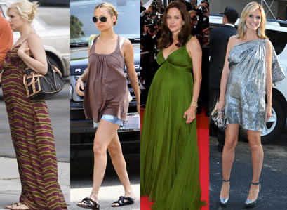 Fashion Network Africa Maternity Fashion Trends