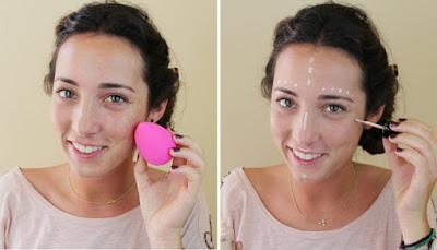 """Maquillaje efecto """"bonne mine"""" paso a paso"""