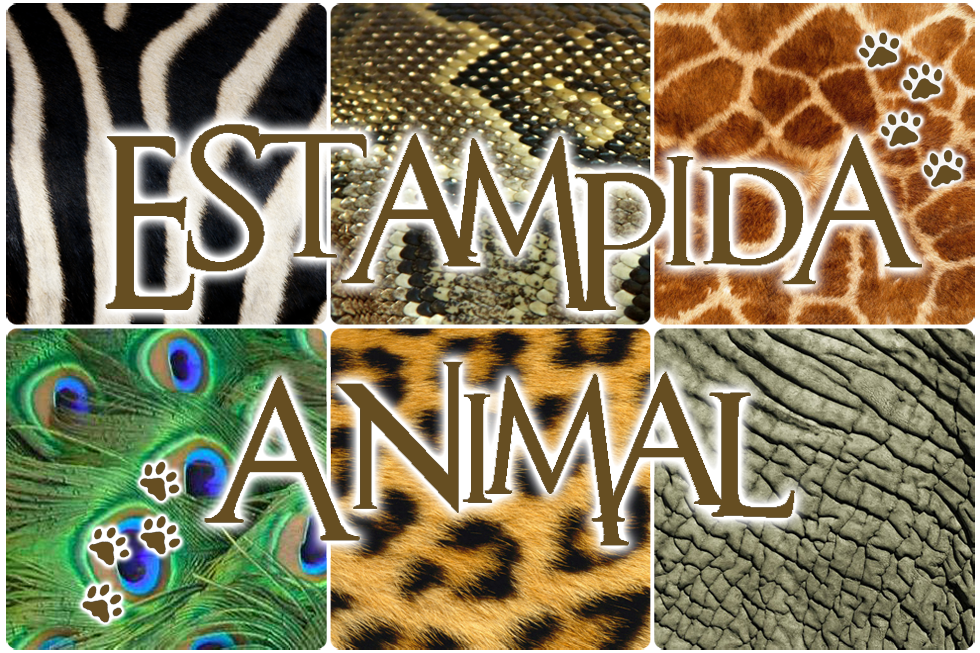 . Estampida Animal .