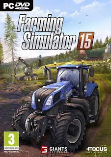 Farming Simulator 2015 Full indir - PC