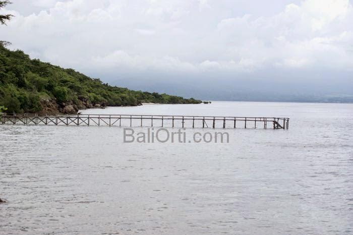 Menjangan Island beach, Bali Indonesia