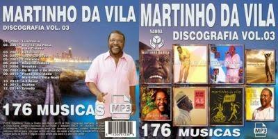Discografia Martinho da Vila Vol.3 MP3 2014