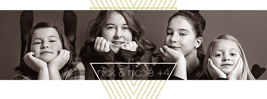 Nick & Nicole Plus 4