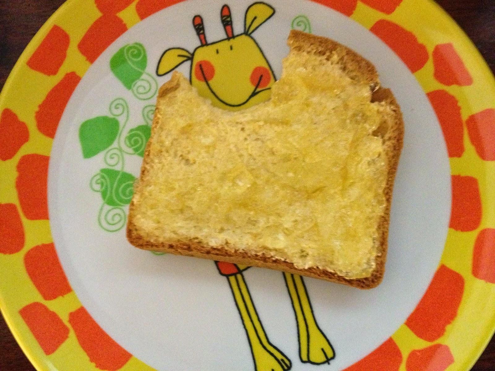 ds gluten free brioche slice