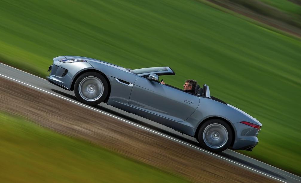 2013 Jaguar F-Type V6
