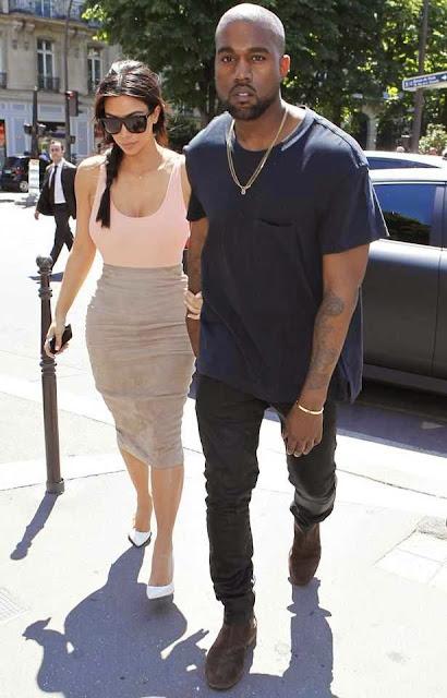 Foto rapper Kanye West