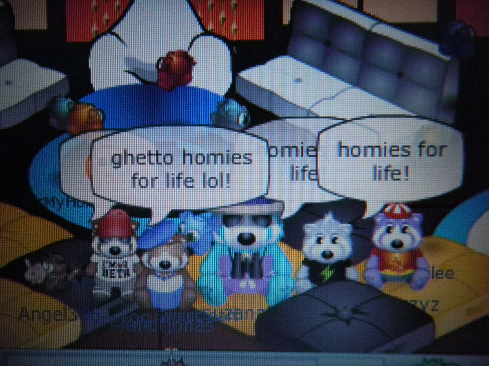 homies for life gang d p the homies