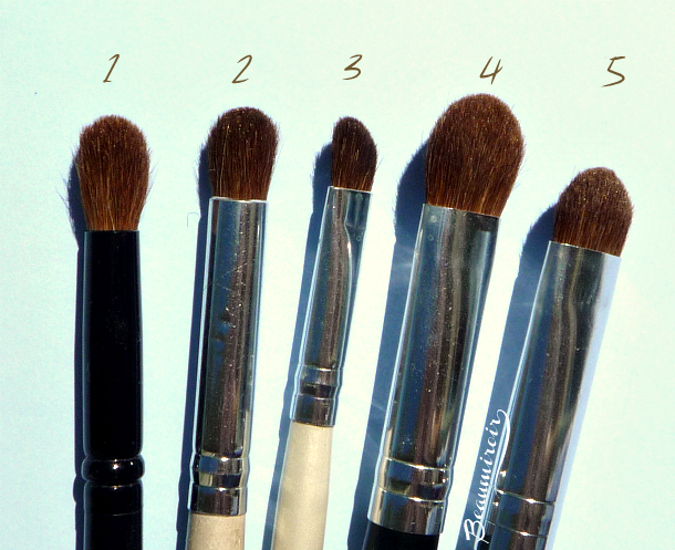 5 great affordable makeup brushes for eyes