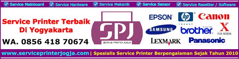 SPJ | Service Printer Jogja-Spesialis Jasa Perbaikan Service Printer Di Jogja WA. 0856 418 70674