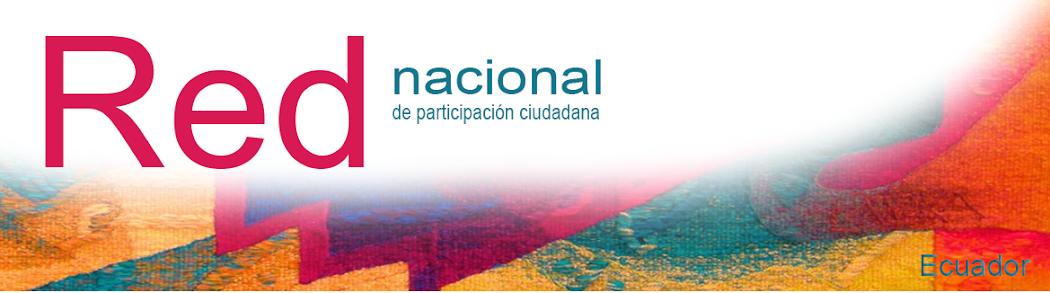 RED NACIONAL DE PATICIPACIÓN CIUDADANA