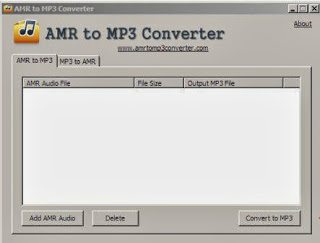 amr convester to mp3