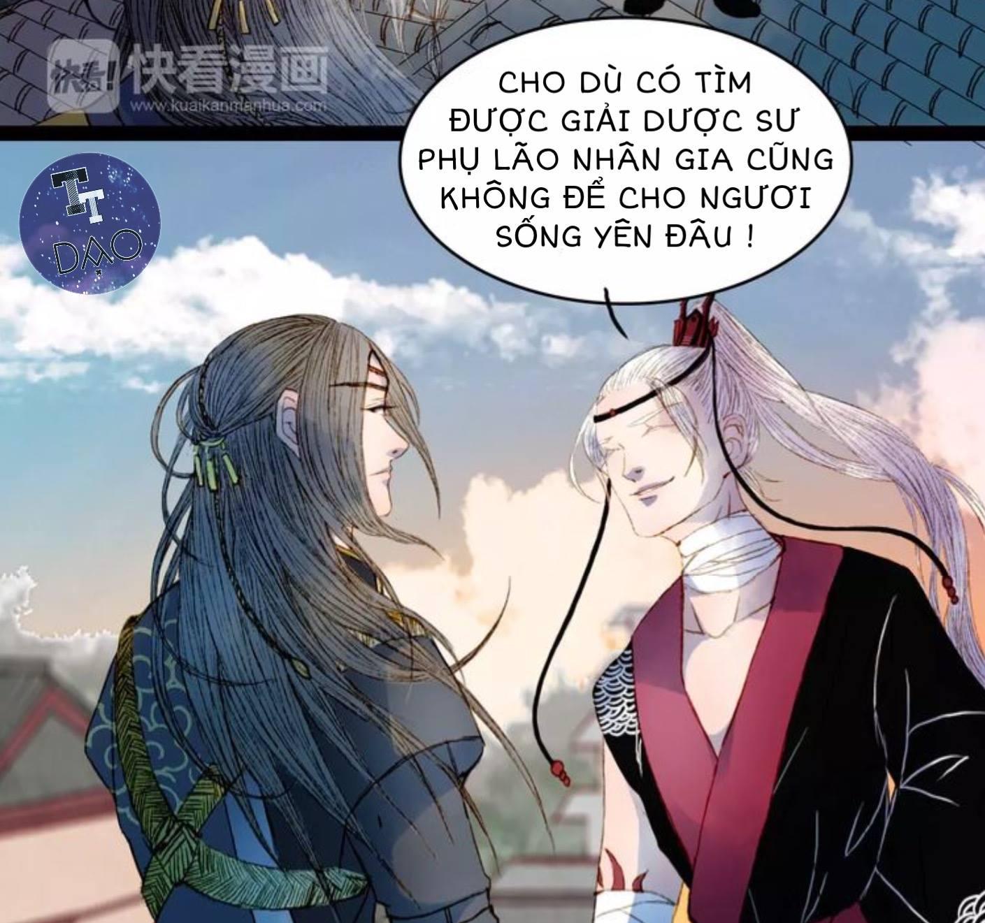 Khúc Hữu Ngộ Chap 8 - Next Chap 9