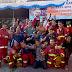 40 Unit Unsur Relawan Klaten Dalam Kondisi Siap Siaga Amankan Bencana.
