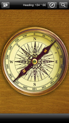 HD Compass for iPhone