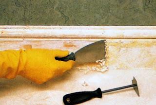 Cómo Decapar la Pintura Antigua, Decapantes Térmicos  y Decapantes Químicos, II Parte