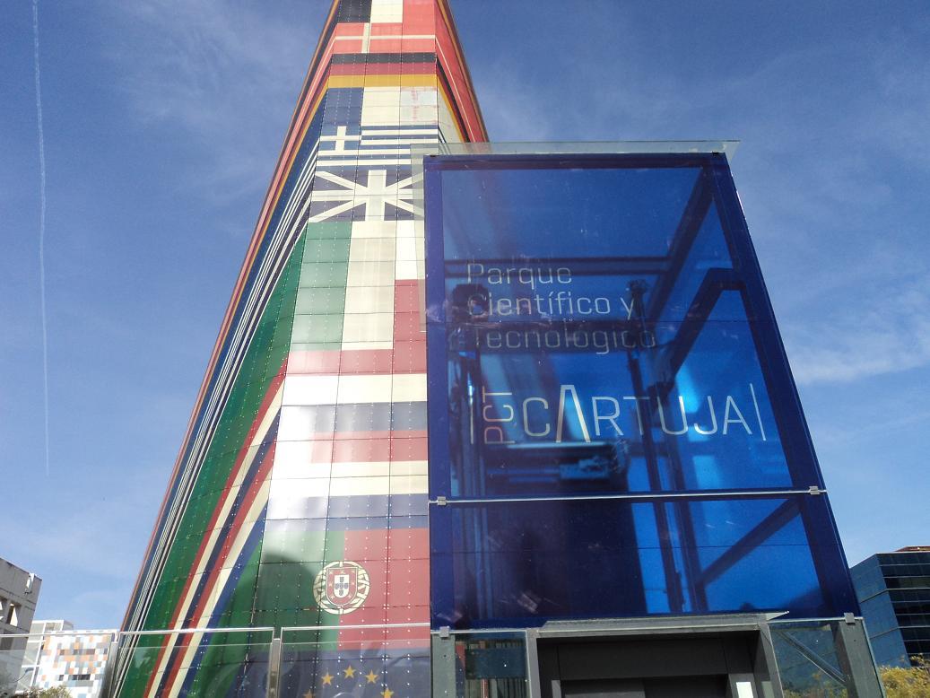 Cartuja93 estrena sede en el pabell n de europa for Oficina endesa sevilla