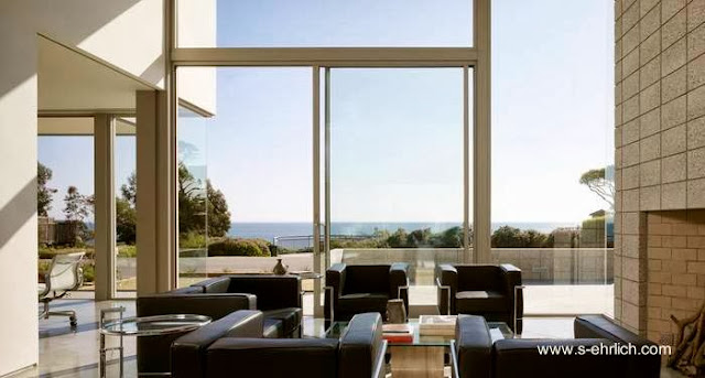 Residencia contemporánea por dentro