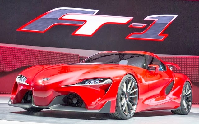 2015 Toyota Supra Specs, Price and Release Date