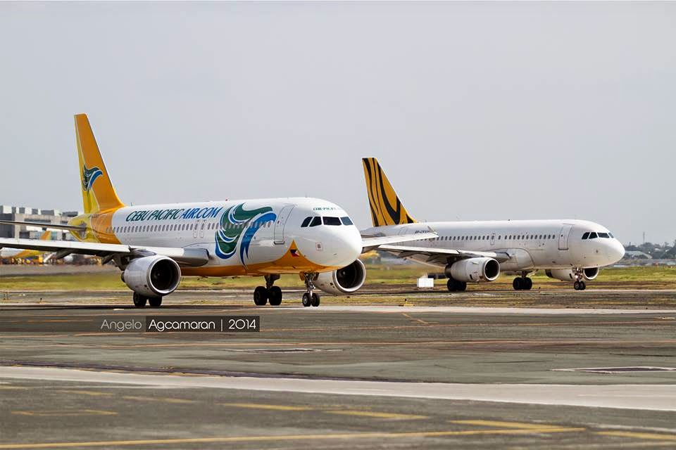 Cebu Pacific and Tigerair Create Largest Network of Flights from the Philippines to Asia