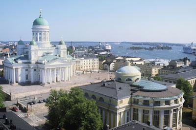 Turismo en Helsinki, Finlandia