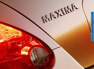 Nissan maxima car 2013 logo - صور شعار سيارة نيسان ماكسيما 2013