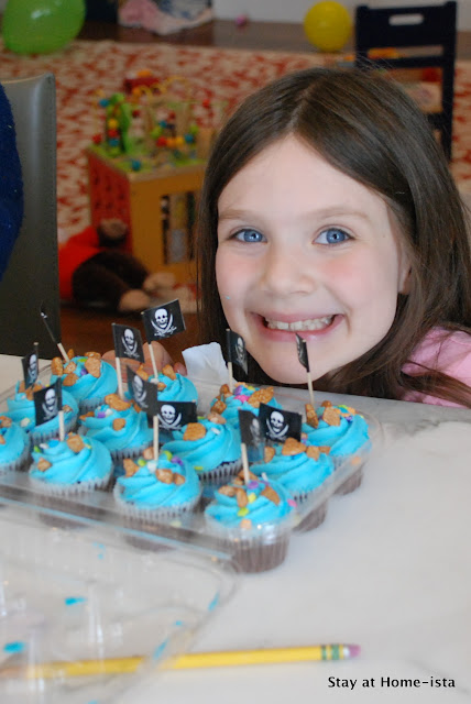 pirate cucakes