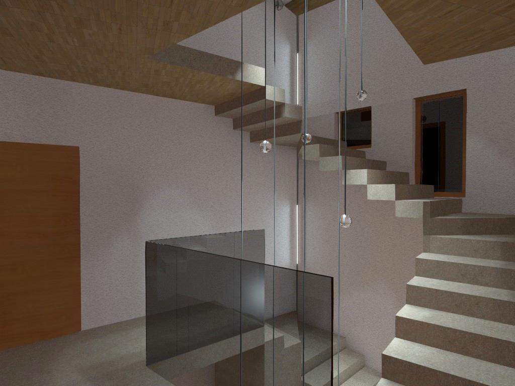 Illuminazione led casa roddi illuminazione led nuova residenziale - Illuminazione casa moderna ...