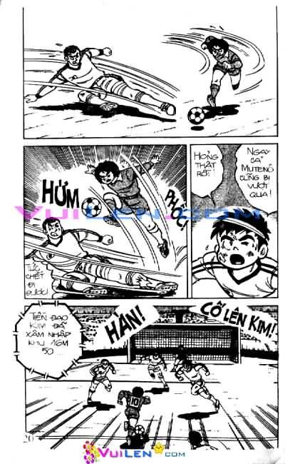 Jindodinho - Đường Dẫn Đến Khung Thành III  Tập 16 page 20 Congtruyen24h