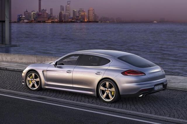 NEW Porsche Panamera 2013