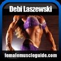 Debi Laszewski IFBB Pro Female Bodybuilder Thumbnail Image 7