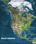 hidrografia de america del norte