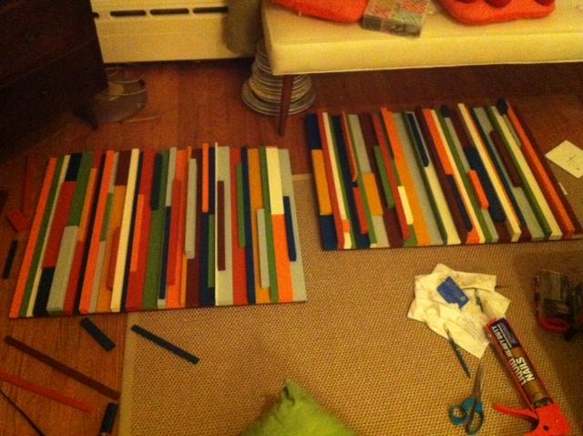 Ghép tranh gỗ | Ghép 2 phần tranh gỗ | Hoàn chỉnh bức tranh