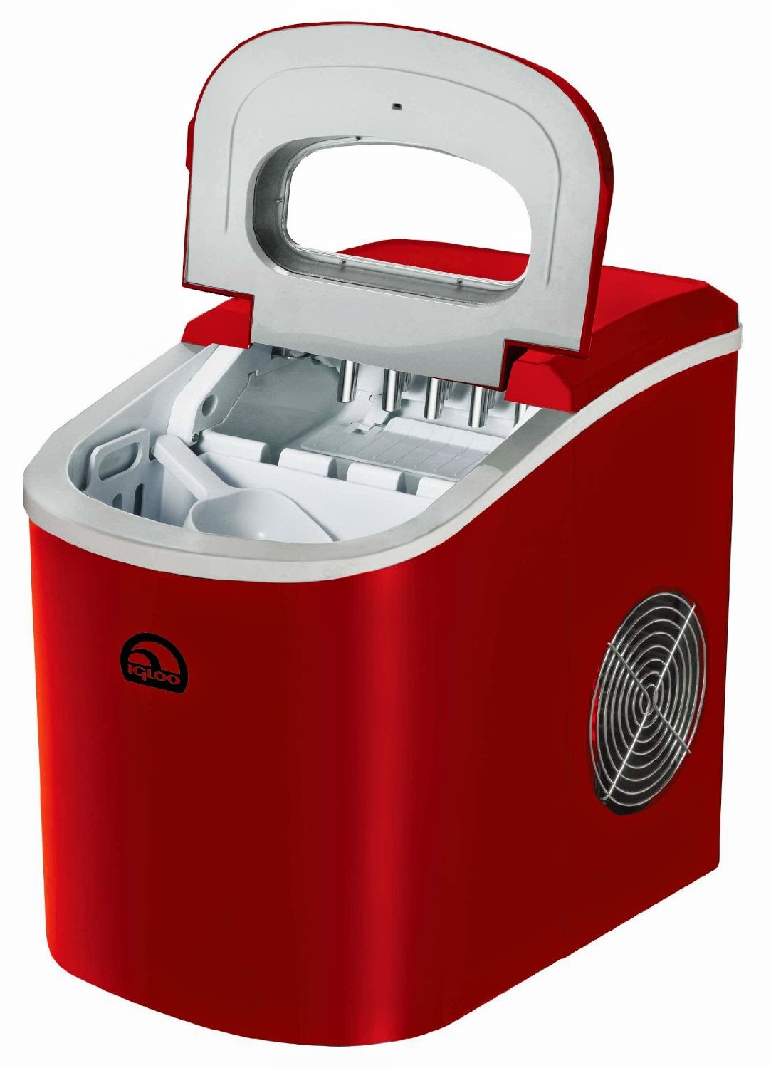 Andrew James Compact Countertop Ice Maker : igloo portable countertop ice maker every countertop ice maker have a ...