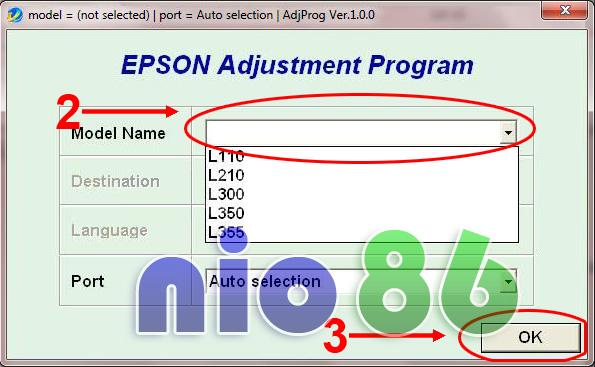 Скачать Бесплатно Программу Adjustment Program Epson L110 L210 - фото 11