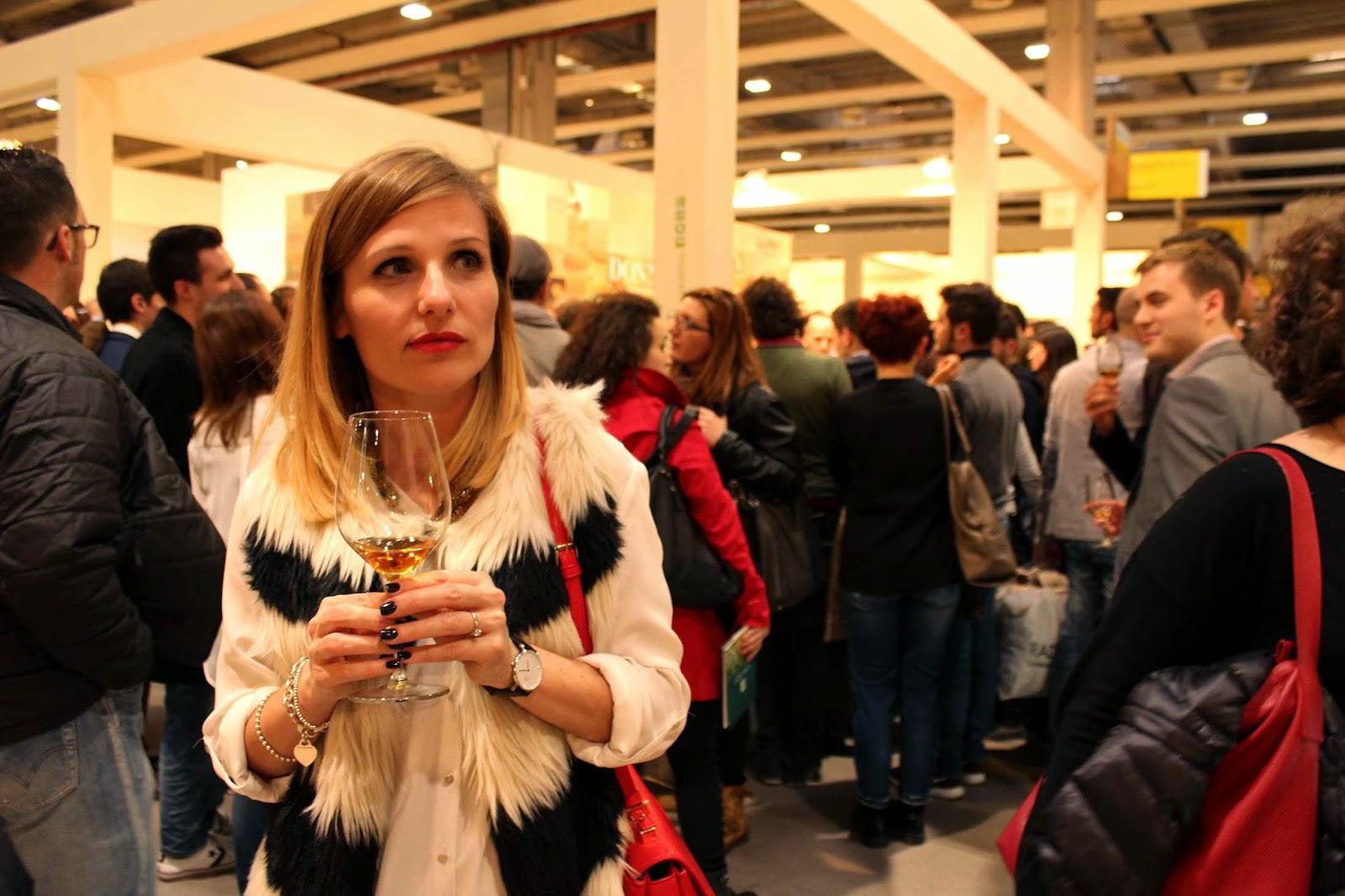 Eniwhere Fashion - Vinitaly 2015 - Donna Fugata