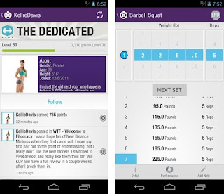 Fitocracy for Android