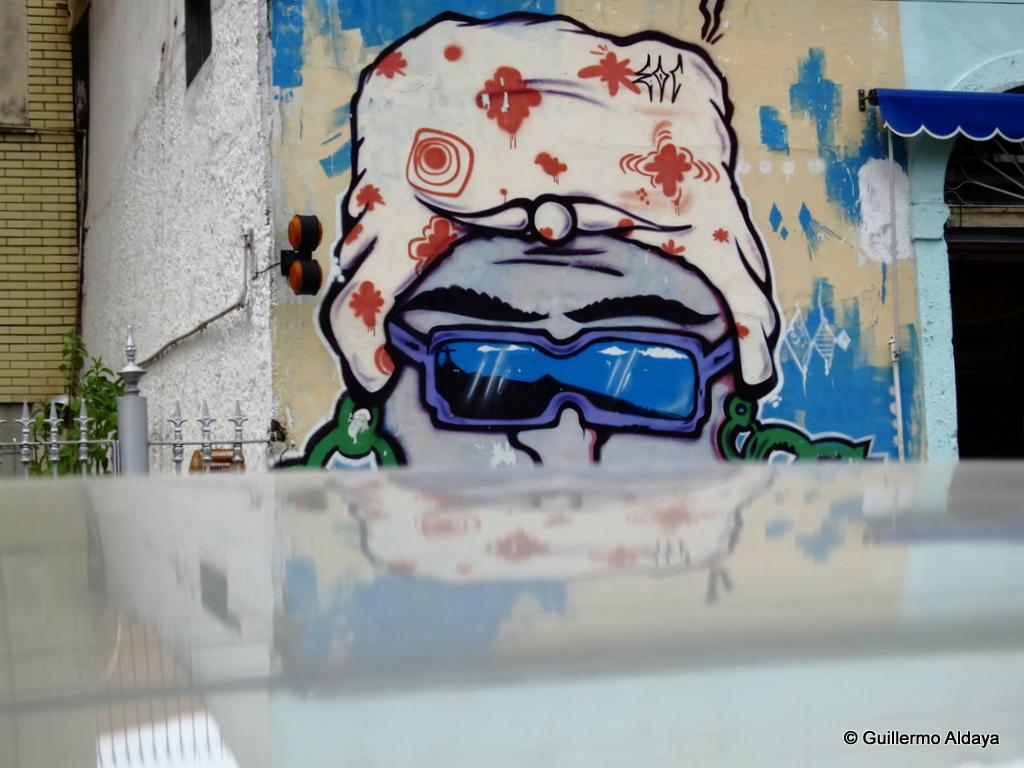 The Wall - No. 36, by Guillermo Aldaya / PhotoConversa
