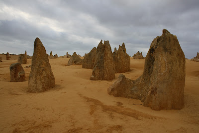 Desierto de Pinnacles