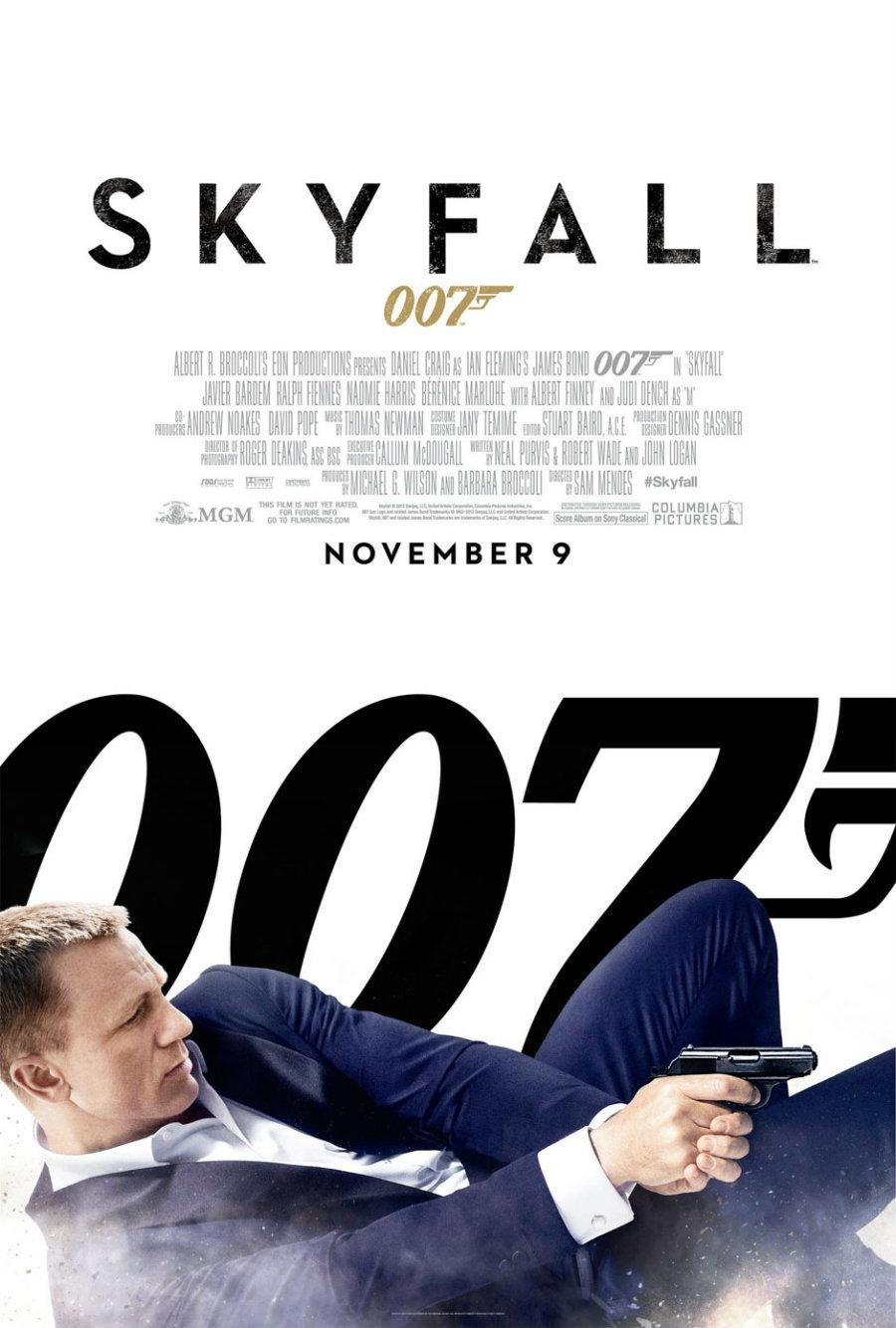 Skyfall 2012 - Full (HD)