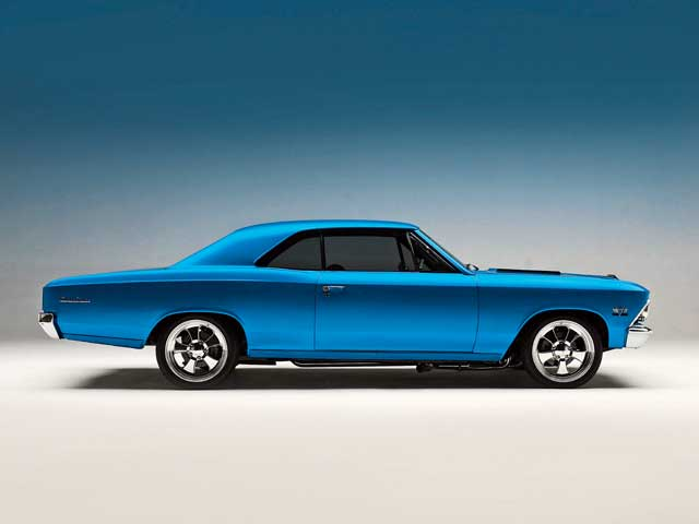 Puctaso Top 10 Muscle Cars That Become Legendary Cars In
