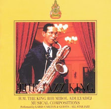LATE KING BHUMIBOL  MEETS ELVIS: THE KING MEETS THE KING